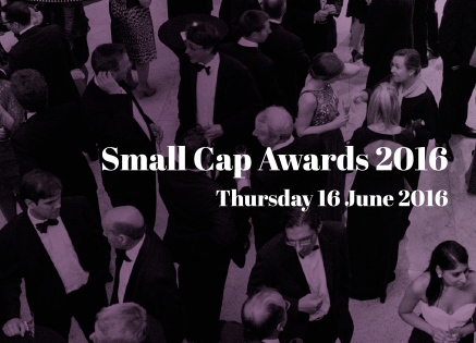 Small Cap Awards 2016