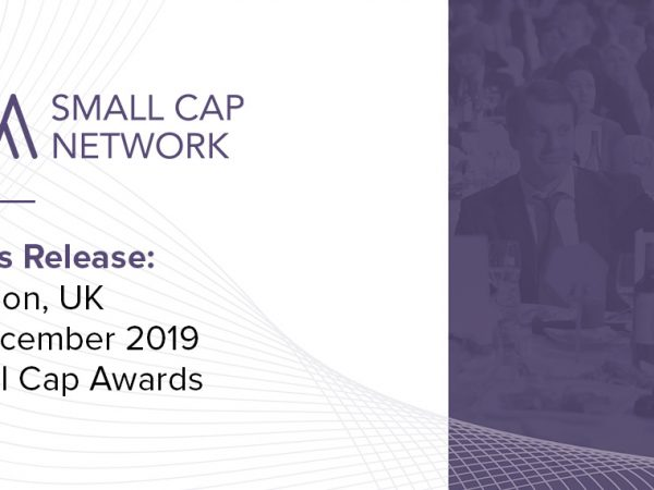 Small Cap Awards 2020 – Judging Panel Announcement