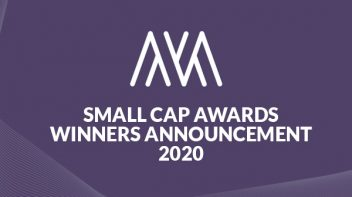 Small Cap Awards Winners Announcement 2020