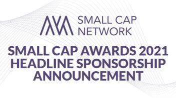 Small Cap Awards 2021 Headline Sponsorship Announcement